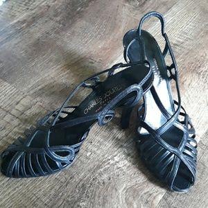 Charles Jourdan Vintage Sandal